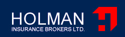 Holman Insurance Brokers Ltd. Logo